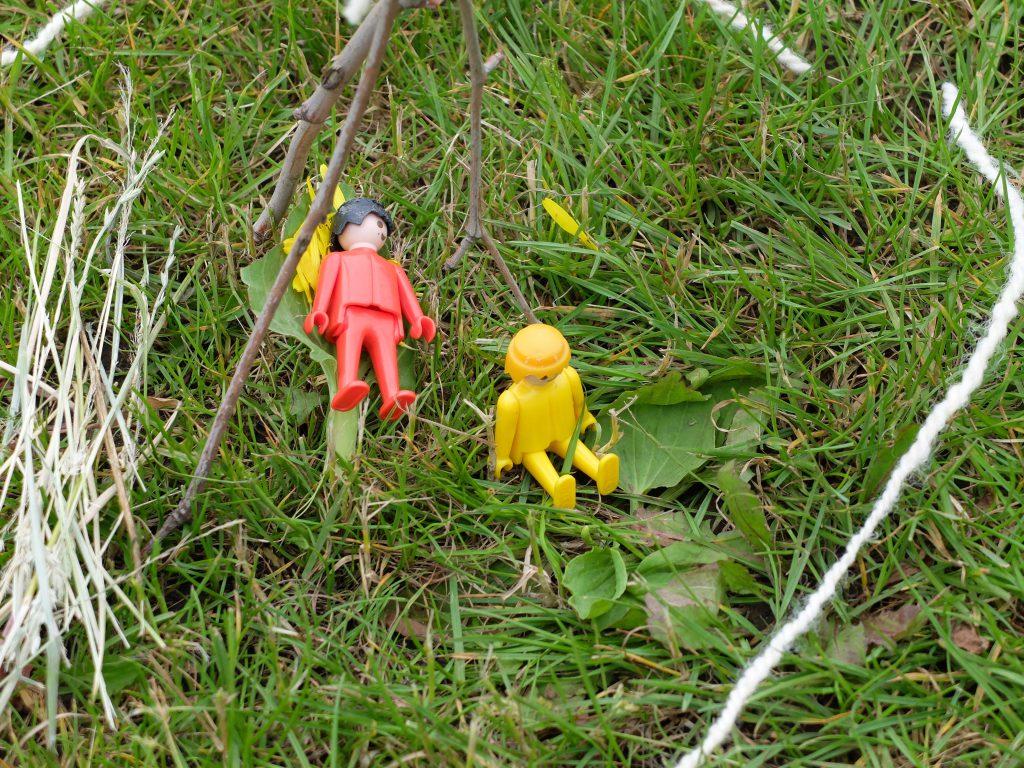Miniatuurspeeltuinen in ParkSpoor Noord