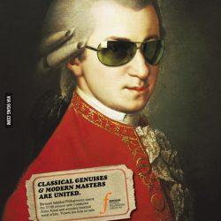 Happy birthday Mozart